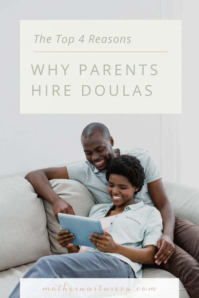 Why Washington DC Parents Hire Birth Doulas